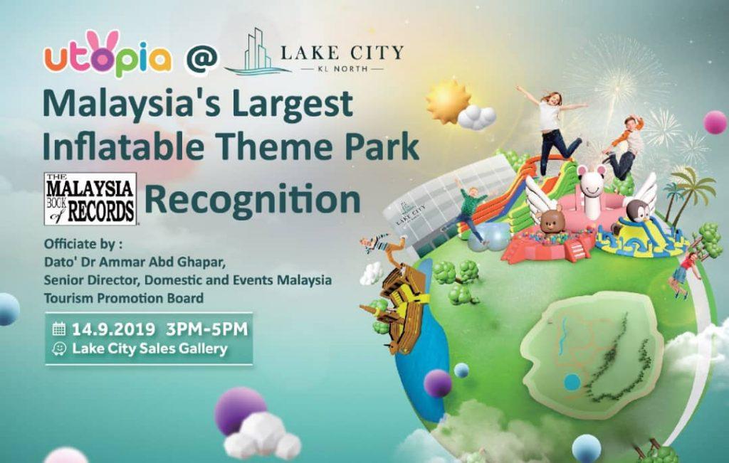 Malaysia Book of Record Lake City